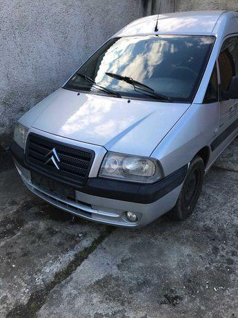 Fiat Scudo, Peugeot Expert, Citroen Jumpy