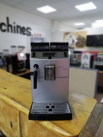 Saeco Lirika кофемашина для дома ТО гарантия кавоварка кофеварка