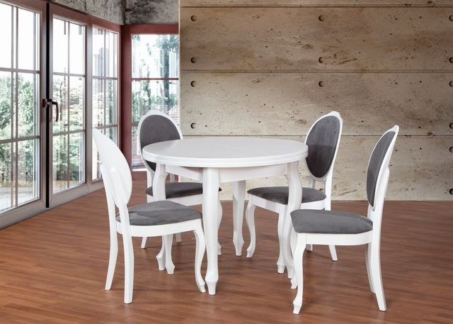 Zestaw Stół + 4 Krzesła NAJTANIEJ! Oferta Od Producenta!!!