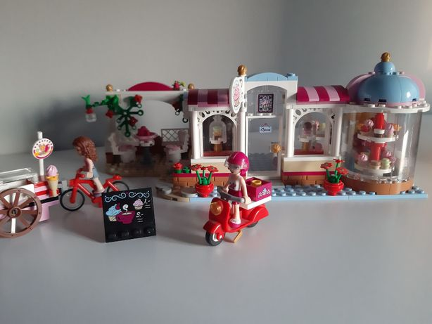 Lego Friends Cukiernia w Heartlake
