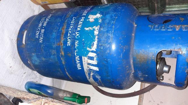 Butla gazowa, 11kg