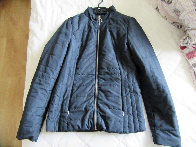 niebieska kurtka ONLY 36, stan idealny Katowice - image 1