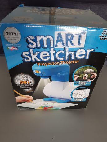 SmART sketcher projetor