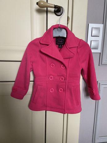 Пальто на девочку 86 размер (1-2 года)
