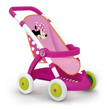 Коляска для кукол Smoby Disney Minnie Junior