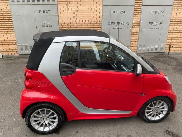 Продам SMART Forwto Cabrio