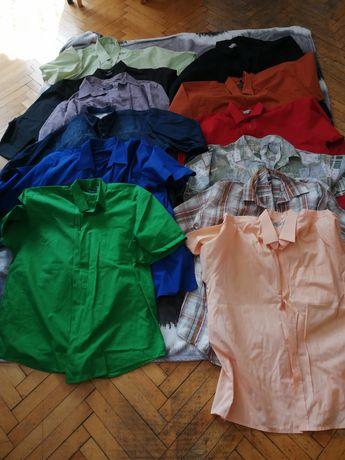 Koszule męskie duże rozmiary 3XL 2XL