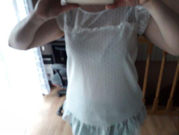 Biała bluzeczka 44