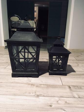 Lampiony/ latarenki ozdobne ogrodowe