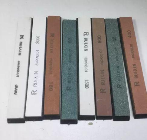 Точильные камни 8 шт. для кухни заточка ножа