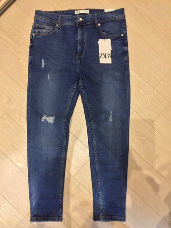 Продам новые джинсы Zara