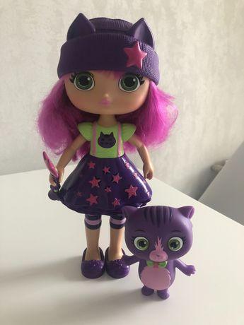 Лялька Хейзел з котиком!