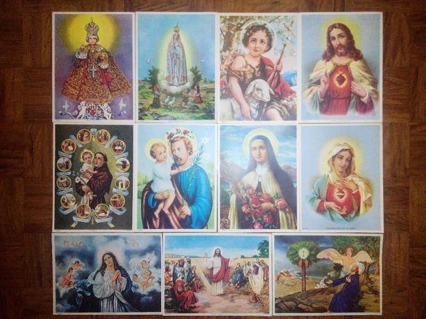 Arte sacra Diversas estampas religiosas