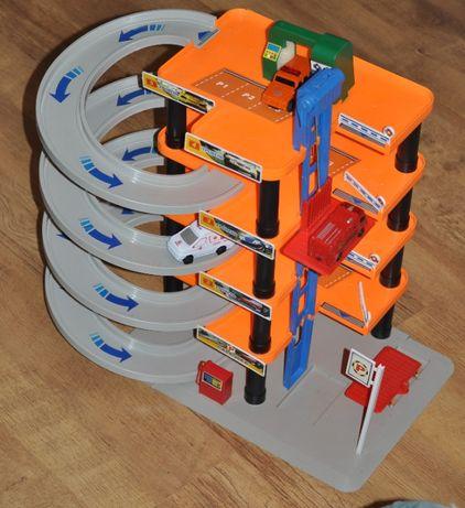Игровой набор Стоянка для машин