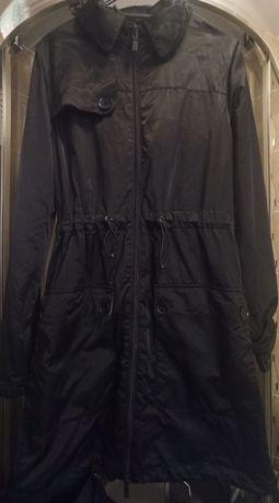 Parka, kurtka,płaszcz 38 czarna
