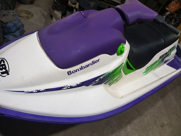 Гидроцикл Sea Doo SP Bombardier - он же BRP, водный скутер