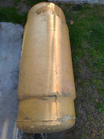 Baniak na wode wolnostojący dwupłaszczowy 120l+ podstawka