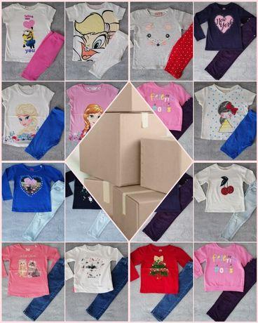 MEGA PAKA ubranek dla dziewczynki - 92 Zara, H&M, Reserved