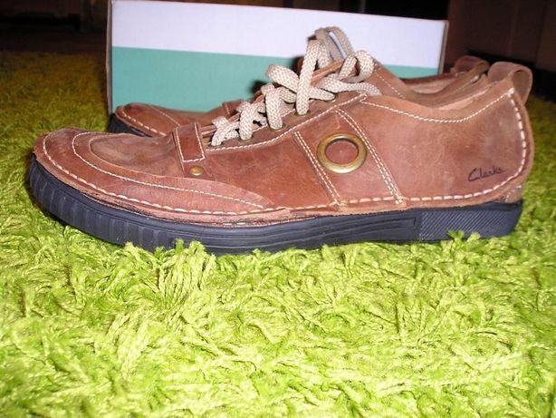 Мокасины, летние туфли Clarks