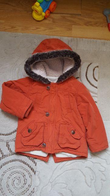 Весняно-осіння курточка m&s унісекс на 1.5-2 роки
