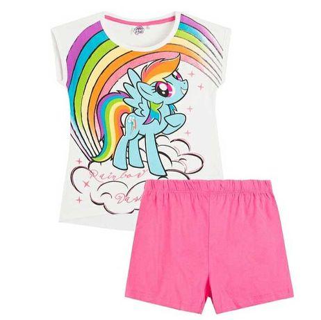 Cool Club pizamka Pony, kotek, Czarodziejki 116/122