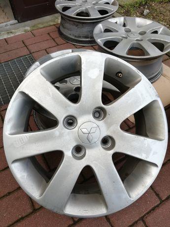 Felgi aluminiowe Mitsubishi