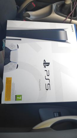 PlayStation 5 nova selada