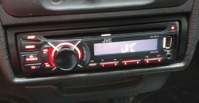 Radio e colunas JVC BLuetooth MP3