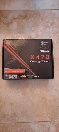 X470 GAMING-ITX/AC płyta główna ASRock
