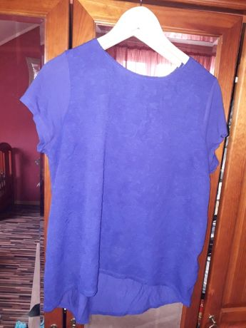 Chabrowa bluzeczka 44