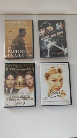 DVD's - Filmes clássicos