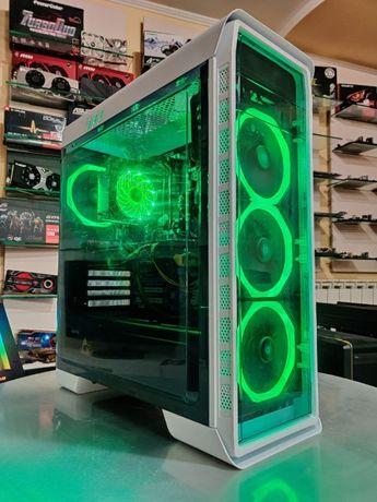 Игровой компьютер пк INTEL i5 4570 + видео R9 3GB (1050ti 4GB GTX )