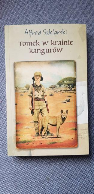 Tomek w krainie kangurów NOWA