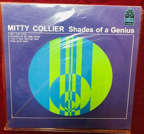 Mitty Collier. - Shades Of a Genius LP
