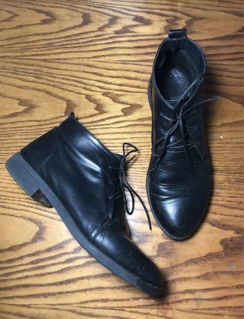 Весенние ботинки обувь 37 размер подростковые