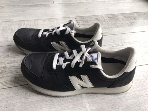 New Balance czarne buty rozmiar 40 wkladka 25