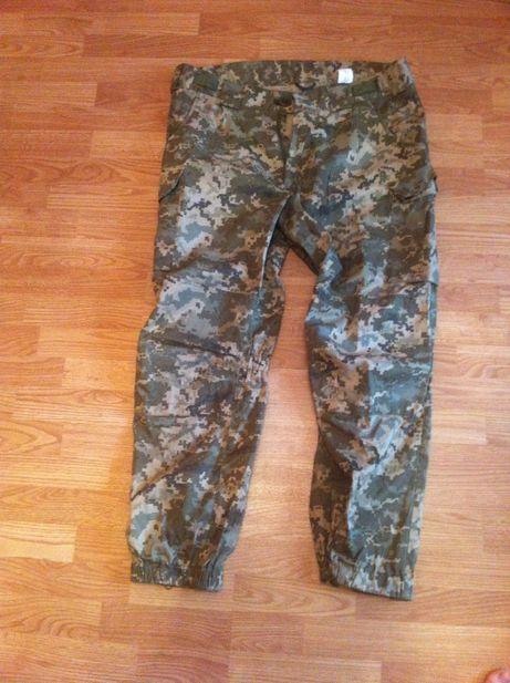 брюки камуфляжные армейские