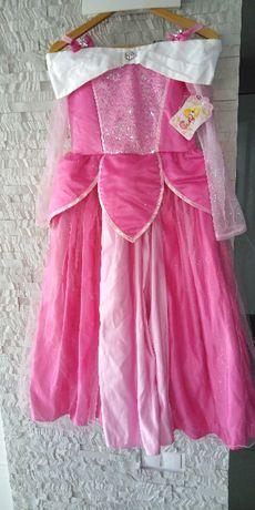 Disney Aurora Sukiena suknia balowa królewna NOWA r. 11/12 lat 152 cm