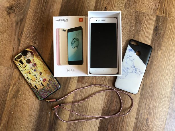 Xiaomi mi A1 4/32GB Rose Gold stan Idealny