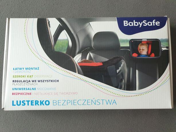 Lusterko do obserwacji dziecka Baby Safe