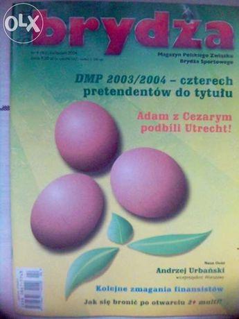 Świat Brydża nr.4 (165) kwiecień 2004r