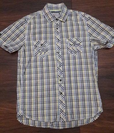 Koszula z krótkim rękawem reserved