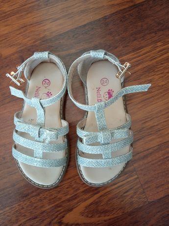 Sandały, sandałki Nelli blu