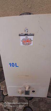 Продам газовую колонку Krauf & Heizen