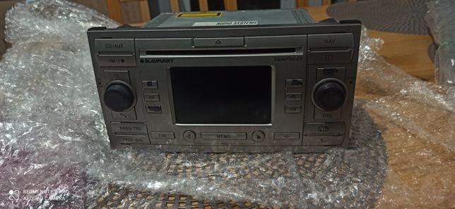 Radio do forda mondeo Mk 4 z ramka