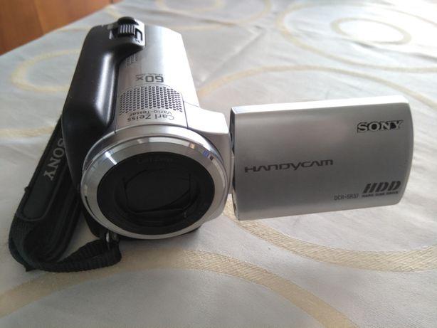 Câmera de vídeo e fotos