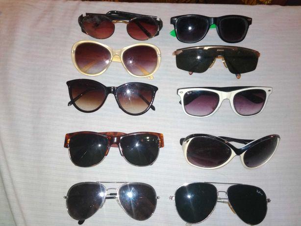 Солнцезащитные очки 10штук раритет