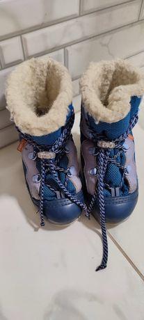 Зимние удобные лёгкие сапожки Demar