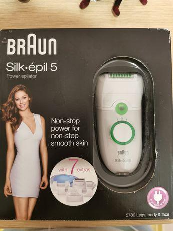 Эпилятор Braun silk-epil 5
