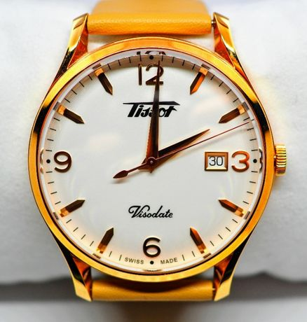 Zegarek Tissot Heritage Visodate T118.410.36.277.01